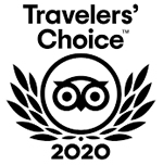 TripAdvisor Travllers Choice 2020